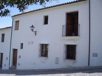 Alquier de Casa rural en Grazalema, Cádiz para un máximo de 8 personas con 3 dormitorios