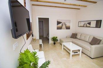 Alquier de Apartamento en El Puerto de Santa María, Cádiz para un máximo de 5 personas con  1 dormitorio