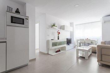 Alquier de Apartamento en Sevilla, Sevilla para un máximo de 9 personas con 4 dormitorios