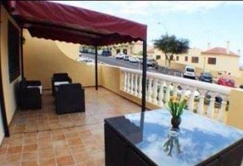 Alquier de Piso en Costa Adeje, Santa Cruz de Tenerife para un máximo de 4 personas con 2 dormitorios