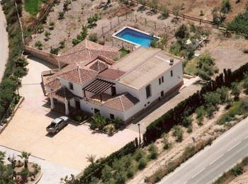 Alquier de Casa rural en Huércal-Overa, Almería para un máximo de 4 personas con 2 dormitorios
