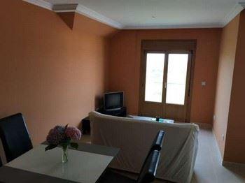 Alquier de Apartamento en Barreiros, Lugo para un máximo de 4 personas con 2 dormitorios