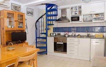Alquier de Apartamento en Sitges, Barcelona para un máximo de 4 personas con  1 dormitorio