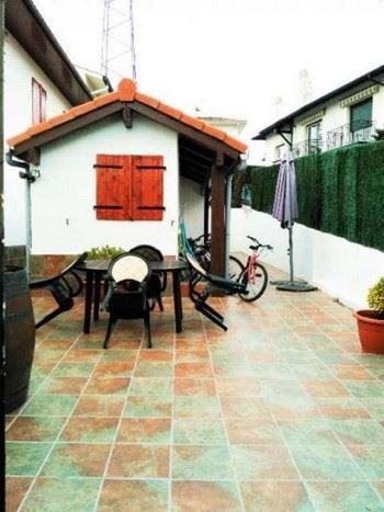Alquier de Cabaña en Hendaya, Vizcaya para un máximo de 4 personas con  1 dormitorio