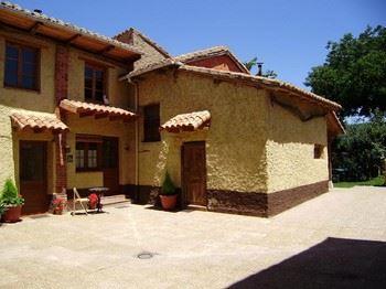 Alquier de Casa rural en Villanueva del Condado, León para un máximo de 4 personas con 2 dormitorios