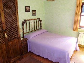 Alquier de Casa rural en Villanueva del Condado, León para un máximo de 8 personas con 5 dormitorios
