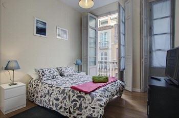 Alquier de Apartamento en Málaga, Málaga para un máximo de 6 personas con 2 dormitorios