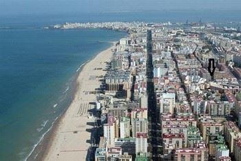 Alquiler vacacional Cádiz, Cádiz