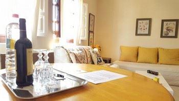 Alquier de Apartamento en San Cristóbal de La Laguna, Santa Cruz de Tenerife para un máximo de 4 personas con  1 dormitorio