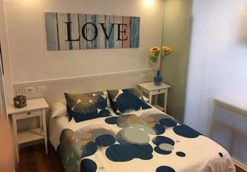 Alquier de Apartamento en Puerto de la Cruz, Santa Cruz de Tenerife para un máximo de 2 personas con  1 dormitorio