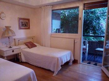 Alquier de Villa en Fuenterrabía, Guipúzcoa para un máximo de 2 personas con  1 dormitorio
