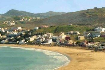 Alquier de Apartamento en Alcazarseguir, Prefectura de Fahs Anjra para un máximo de 3 personas con  1 dormitorio