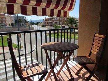 Alquier de Apartamento en Miramar, Valencia para un máximo de 6 personas con 3 dormitorios