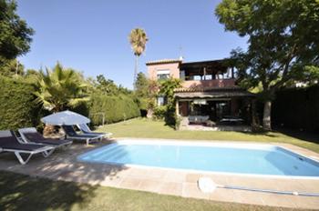 Casas en alquiler Marbella, Málaga