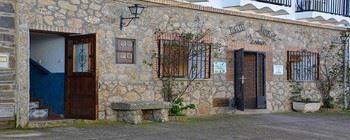 Alquier de Casa rural en Torrejón el Rubio, Cáceres para un máximo de 12 personas con 6 dormitorios