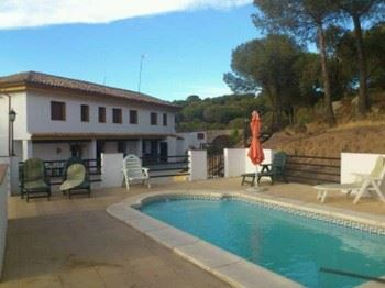Alquier de Casa rural en Andújar, Jaén para un máximo de 20 personas con 7 dormitorios