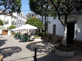Alquiler vacacional en Ubrique, Cádiz
