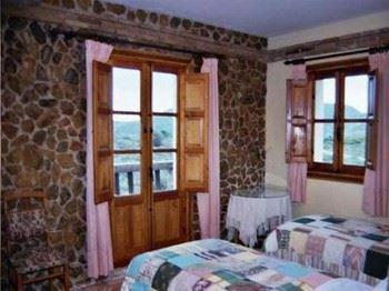 Alquier de Casa rural en Güejar Sierra, Granada para un máximo de 2 personas con  1 dormitorio