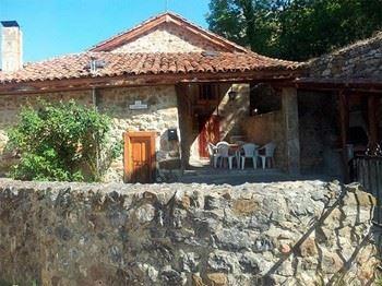 Casas vacacionales Carrea, Asturias
