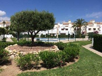 Alquier de Adosado en Playas de Vera, Almería para un máximo de 4 personas con 2 dormitorios