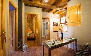 Alquier de Apartamento en Casas del Castañar, Cáceres para un máximo de 5 personas con  1 dormitorio