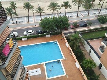 Alquier de Apartamento en Benicasim, Castellón para un máximo de 8 personas con 3 dormitorios