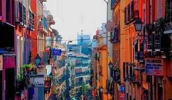 Alquiler vacacional en Madrid, Madrid