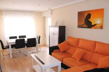 Alquier de Piso en Teruel, Teruel para un máximo de 6 personas con 3 dormitorios