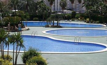 Alquiler vacaciones en Calpe, Alicante