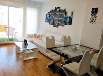 Alquier de Apartamento en Isla Cristina, Huelva para un máximo de 6 personas con 2 dormitorios