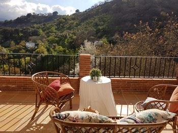 Alquiler vacaciones en Igualeja, Málaga