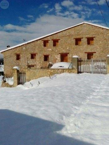 Alquier de Casa rural en Fuen del Cepo, Teruel para un máximo de 6 personas con 2 dormitorios