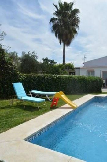 Alquier de Villa en Ardales, Málaga para un máximo de 8 personas con 2 dormitorios