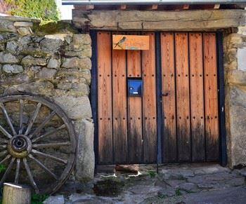Alquier de Casa rural en Casas del Abad, Ávila para un máximo de 2 personas con  1 dormitorio