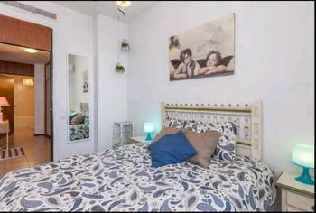 Alquier de Apartamento en Sevilla, Sevilla para un máximo de 4 personas con  1 dormitorio