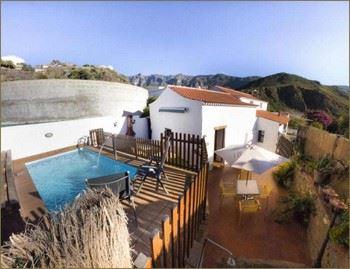 Alquier de Casa rural en San Bartolomé de Tirajana, Las Palmas para un máximo de 5 personas con 2 dormitorios