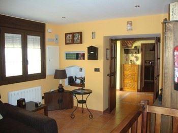 Alquier de Casa rural en Torrequemada, Cáceres para un máximo de 8 personas con 4 dormitorios