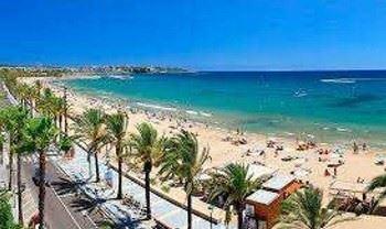 Alquier de Apartamento en Salou, Tarragona para un máximo de 6 personas con 3 dormitorios