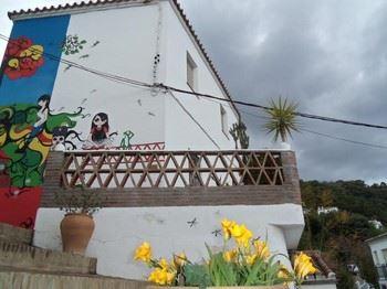 Alquiler vacacional en Genalguacil, Málaga
