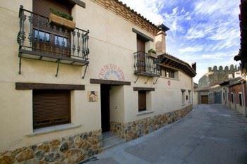 Alquier de Casa rural en Urueña, Valladolid para un máximo de 12 personas con 5 dormitorios
