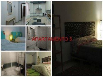 Alquier de Apartamento en Puerto de Santa Cruz, Cáceres para un máximo de 4 personas con 3 dormitorios
