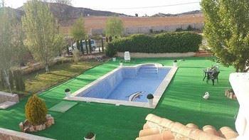 Alquier de Casa en Chillarón de Cuenca, Cuenca para un máximo de 6 personas con 3 dormitorios