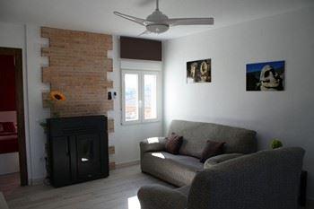 Alquier de Apartamento en Buendía, Cuenca para un máximo de 4 personas con  1 dormitorio