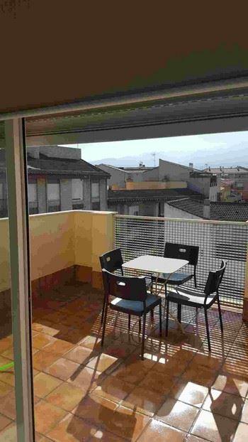 Alquier de Ático en Armilla, Granada para un máximo de 4 personas con  1 dormitorio