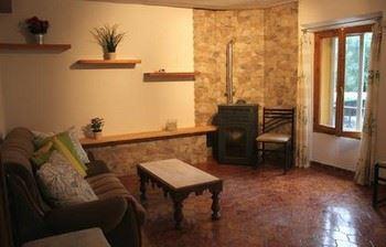 Alquier de Apartamento en Rascafría, Madrid para un máximo de 3 personas con  1 dormitorio