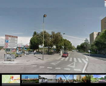 Alquier de Apartamento en Madrid, Madrid para un máximo de 6 personas con 2 dormitorios