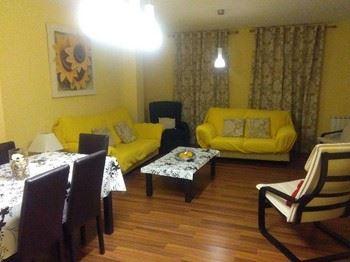 Alquier de Apartamento en Carboneras de Guadazaón, Cuenca para un máximo de 9 personas con 4 dormitorios