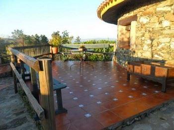 Alquier de Casa rural en Garciaz, Cáceres para un máximo de 7 personas con 2 dormitorios