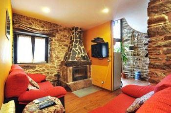 Alquier de Casa rural en Navelgas, Asturias para un máximo de 8 personas con 4 dormitorios
