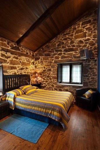 Alquier de Casa en Navelgas, Asturias para un máximo de 2 personas con  1 dormitorio